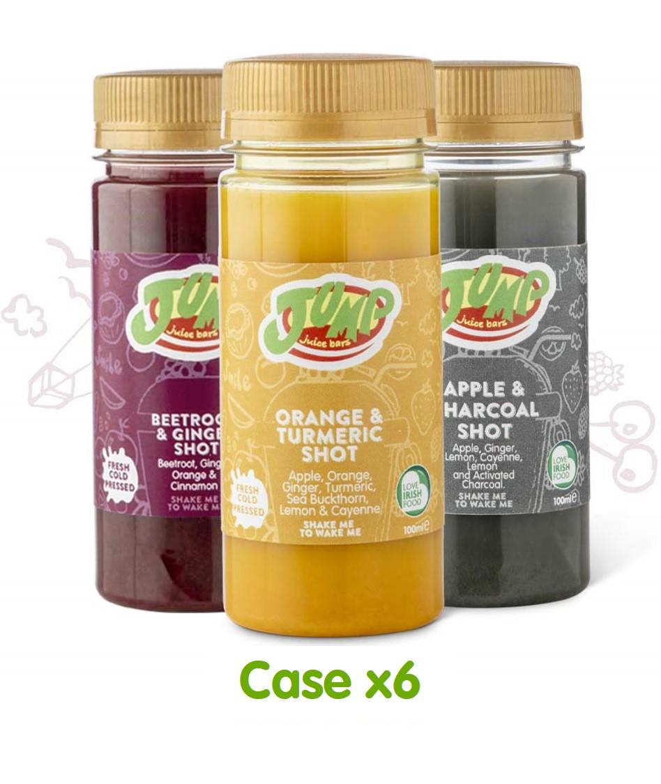 Mixed-Case-x6 Menu